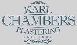 Karl Chambers Plastering Logo